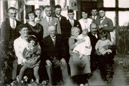 Family Michaelis Familie Michaelis Die Familie Früher The Family In The Past